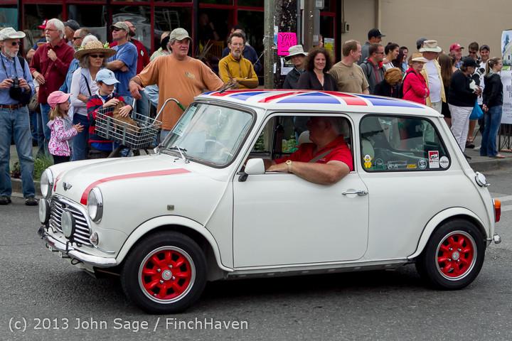 19712 Tom Stewart Car Parade and Show 2013 072113