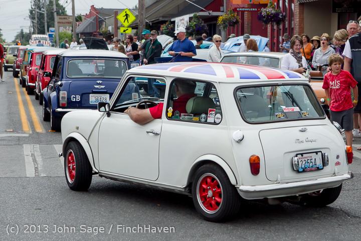 19714 Tom Stewart Car Parade and Show 2013 072113
