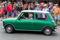 19715 Tom Stewart Car Parade and Show 2013 072113