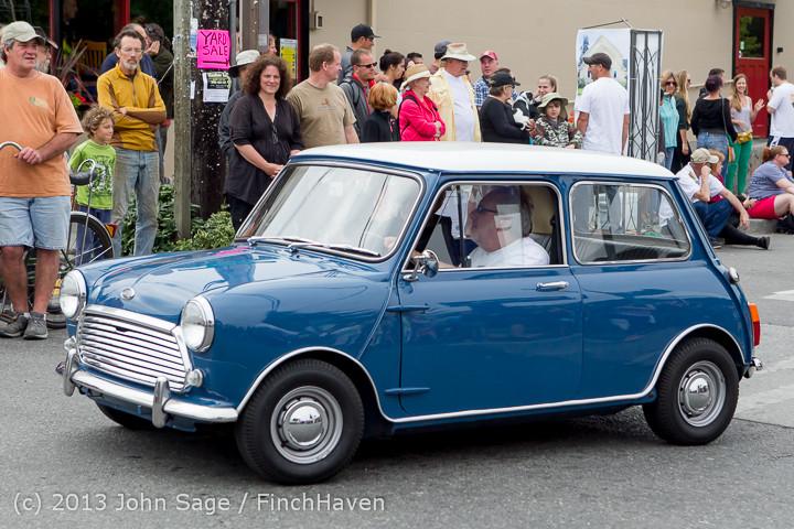 19717 Tom Stewart Car Parade and Show 2013 072113
