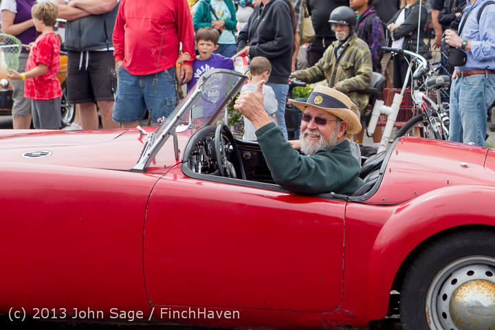 19730 Tom Stewart Car Parade and Show 2013 072113
