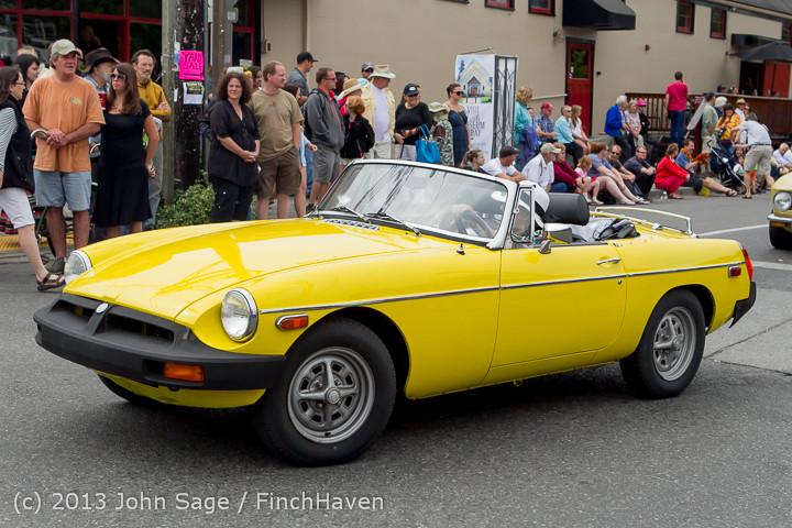 19732 Tom Stewart Car Parade and Show 2013 072113
