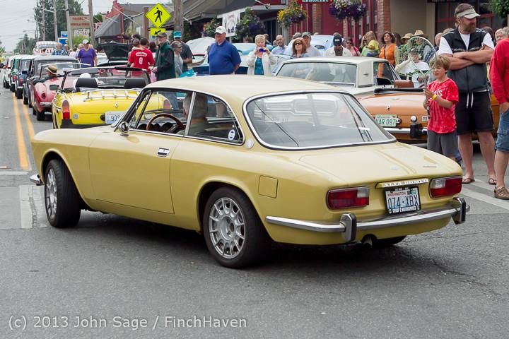 19740 Tom Stewart Car Parade and Show 2013 072113
