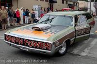 19750 Tom Stewart Car Parade and Show 2013 072113