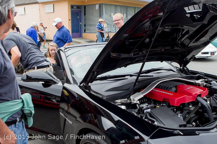 19768 Tom Stewart Car Parade and Show 2013 072113
