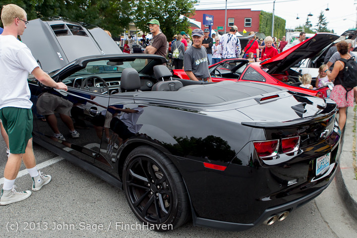 19769 Tom Stewart Car Parade and Show 2013 072113