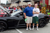 19771 Tom Stewart Car Parade and Show 2013 072113