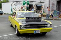 19777 Tom Stewart Car Parade and Show 2013 072113