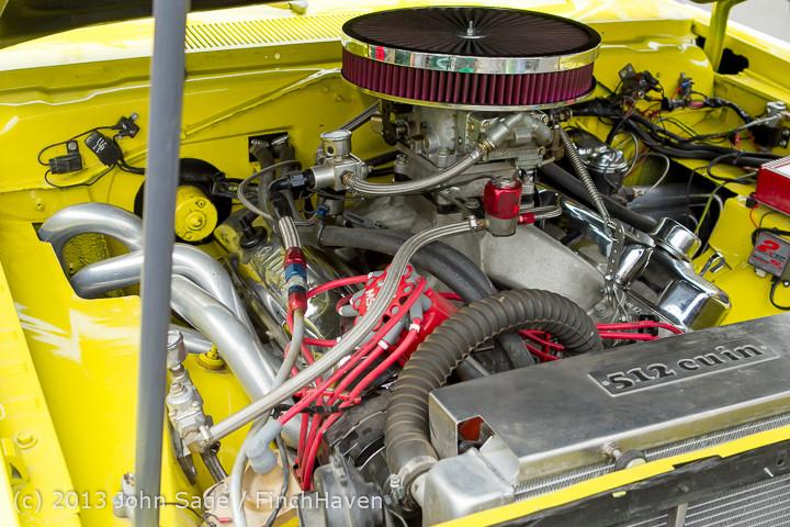 19781 Tom Stewart Car Parade and Show 2013 072113