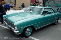 19784 Tom Stewart Car Parade and Show 2013 072113