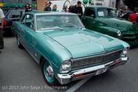 19786 Tom Stewart Car Parade and Show 2013 072113