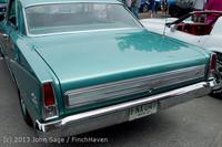 19787 Tom Stewart Car Parade and Show 2013 072113