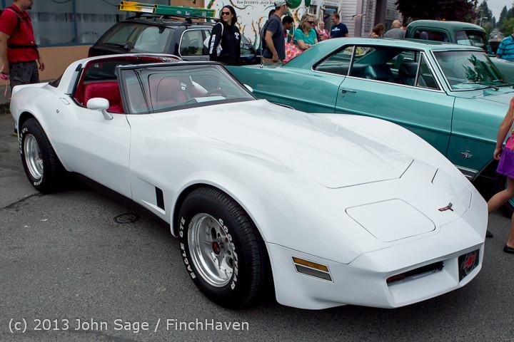 19791 Tom Stewart Car Parade and Show 2013 072113