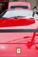 19798 Tom Stewart Car Parade and Show 2013 072113