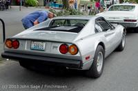 19806 Tom Stewart Car Parade and Show 2013 072113