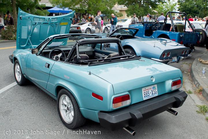 19817 Tom Stewart Car Parade and Show 2013 072113