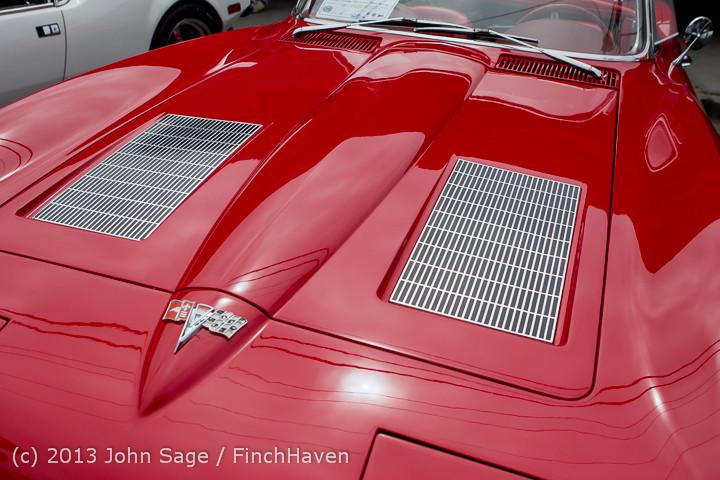 19830 Tom Stewart Car Parade and Show 2013 072113