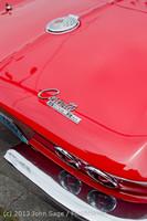 19833 Tom Stewart Car Parade and Show 2013 072113