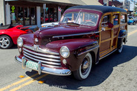 20762 Tom Stewart Car Parade and Show 2013 072113