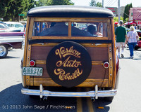 20763 Tom Stewart Car Parade and Show 2013 072113