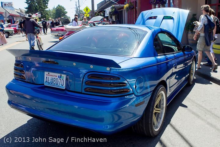20783 Tom Stewart Car Parade and Show 2013 072113