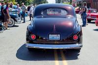 20795 Tom Stewart Car Parade and Show 2013 072113