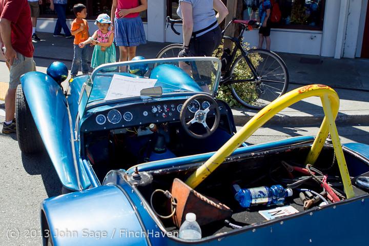 20798 Tom Stewart Car Parade and Show 2013 072113