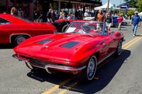 20802 Tom Stewart Car Parade and Show 2013 072113