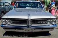 20805 Tom Stewart Car Parade and Show 2013 072113