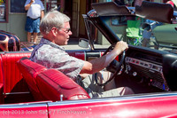 20809 Tom Stewart Car Parade and Show 2013 072113