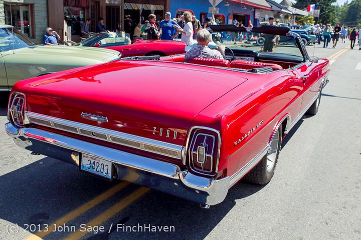 20810 Tom Stewart Car Parade and Show 2013 072113