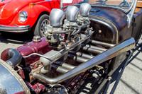 20811 Tom Stewart Car Parade and Show 2013 072113