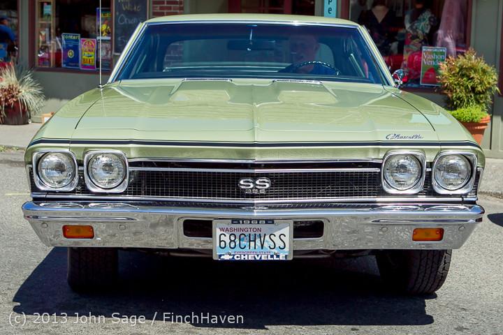 20814 Tom Stewart Car Parade and Show 2013 072113