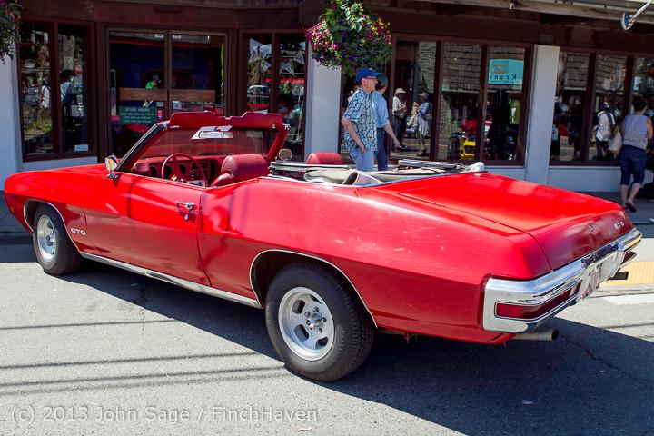 20820 Tom Stewart Car Parade and Show 2013 072113