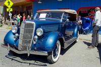 20833 Tom Stewart Car Parade and Show 2013 072113