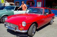 20835 Tom Stewart Car Parade and Show 2013 072113