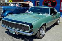 20836 Tom Stewart Car Parade and Show 2013 072113