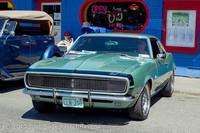 20837 Tom Stewart Car Parade and Show 2013 072113