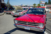 20906 Tom Stewart Car Parade and Show 2013 072113