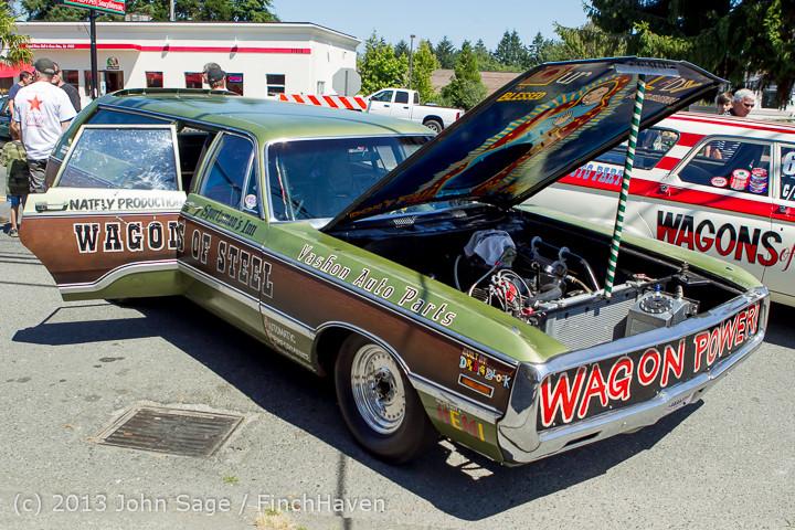 20914 Tom Stewart Car Parade and Show 2013 072113