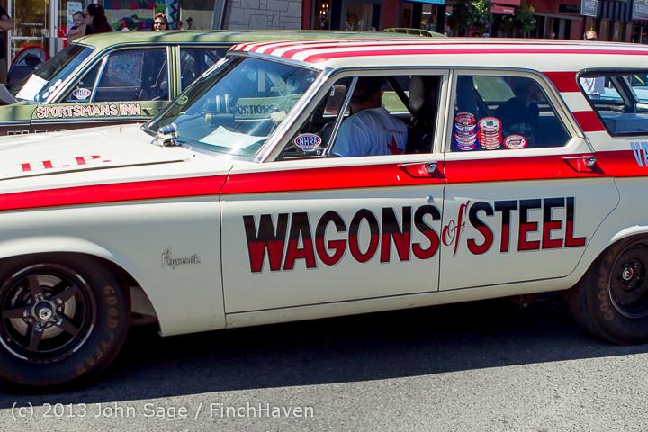 20924 Tom Stewart Car Parade and Show 2013 072113