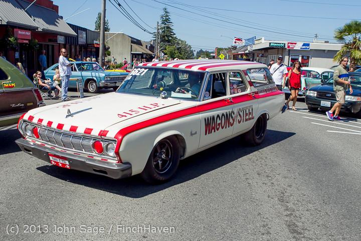 20927 Tom Stewart Car Parade and Show 2013 072113