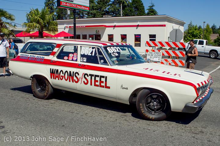 20937 Tom Stewart Car Parade and Show 2013 072113