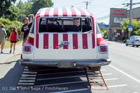 20947 Tom Stewart Car Parade and Show 2013 072113