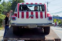 20959 Tom Stewart Car Parade and Show 2013 072113