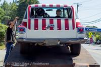 20961 Tom Stewart Car Parade and Show 2013 072113