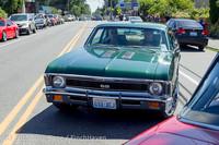 20987 Tom Stewart Car Parade and Show 2013 072113