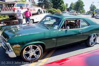20988 Tom Stewart Car Parade and Show 2013 072113