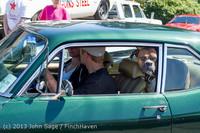 20989 Tom Stewart Car Parade and Show 2013 072113