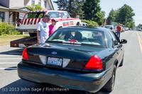 20999 Tom Stewart Car Parade and Show 2013 072113